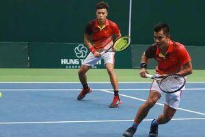 Việt Nam đăng cai Giải Quần vợt đồng đội nam quốc tế khu vực châu Á - Thái Bình Dương
