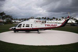 Tại sao bãi đỗ trực thăng ở khu Mar-a-Lago của ông Donald Trump lại bị phá dỡ?