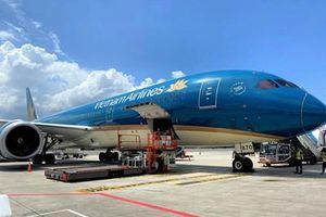 Vietnam Airlines xin nhận vận chuyển vaccine COVID-19