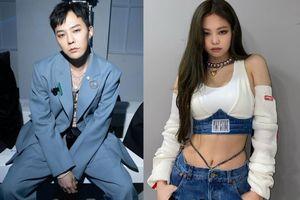 Tầm ảnh hưởng của G-Dragon và Jennie trong làng thời trang