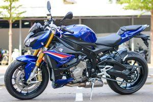 Chi tiết BMW S 1000 R San Marino Blue đời 2020 tại Việt Nam