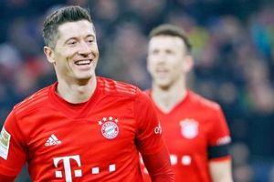 Siêu tiền đạo Bayern Munich lọt top 3 chân sút vĩ đại Champions League