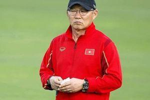 HLV Park Hang Seo nói gì về thông tin là ứng viên sáng giá dẫn dắt tuyển Hàn Quốc?