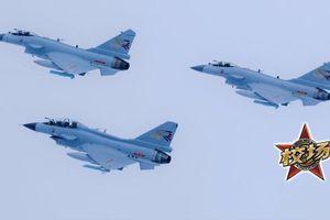 Tiêm kích J-10 của Trung Quốc có giúp Pakistan đối đầu Ấn Độ?