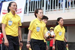 Nữ trọng tài Việt Nam trước cơ hội 'cầm cân nảy mực' tại World Cup