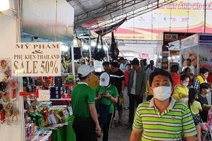 Cà Mau: Tạm dừng tổ chức các hội chợ, triển lãm thương mại để phòng dịch
