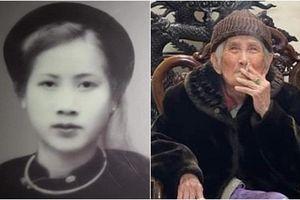 Lộ ảnh xinh đẹp và quý phái thời trẻ, cụ bà 100 tuổi khiến dân mạng trầm trồ không ngớt