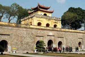 Hoàng thành Thăng Long sẽ được xây dựng trở thành Công viên di sản?