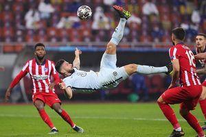 Siêu phẩm của Giroud giúp Chelsea đánh bại Atletico