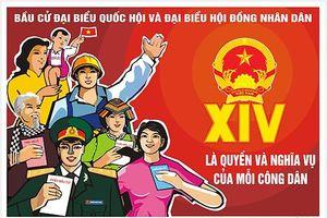 1.076 người được hội nghị hiệp thương lần thứ nhất giới thiệu để ứng cử đại biểu Quốc hội khóa XV