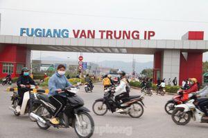 Hai tháng đầu năm, Bắc Giang thu hút hơn nửa tỷ USD vốn đầu tư nước ngoài