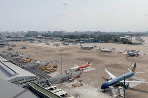 Xây thêm khu đỗ xe cao tầng tại nhà ga T3 sân bay Tân Sơn Nhất