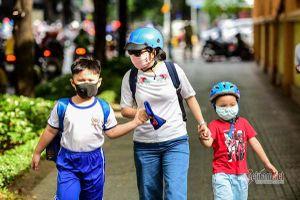 Hơn 1,7 triệu học sinh TP.HCM trở lại trường vào ngày 1/3