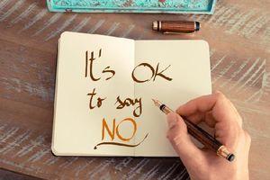 Vì sao bạn không thể nói lời từ chối dù rất muốn?