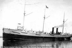 Hé lộ câu chuyện kỳ bí về 'con tàu ma' mất tích 118 năm trước