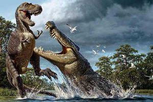 Vết cắn khủng khiếp từ mẫu hóa thạch 13 triệu năm tuổi tiết lộ loài cá sấu khổng lồ dài như toa tàu