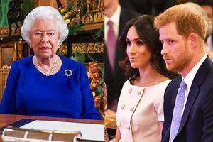 Nữ hoàng Anh công bố hoạt động được coi là để 'dạy dỗ' nhà Meghan Markle, đủ khiến cặp đôi phải muối mặt