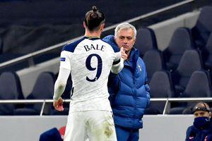 HLV Mourinho: 'Bale không cần làm gì để thuyết phục tôi'