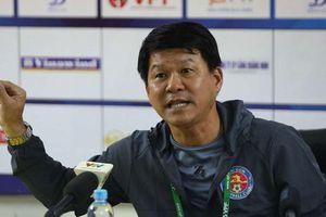 HLV Vũ Tiến Thành chia tay Sài Gòn FC sang PVF