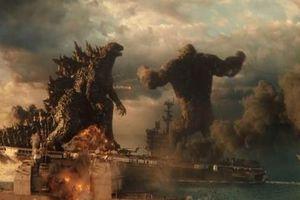 Bom tấn 'Godzilla đại chiến Kong' được mong chờ nhất năm 2021