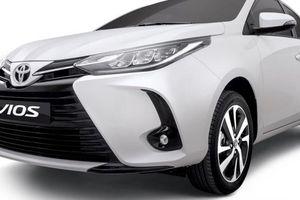 Sau đăng ký Toyota Vios 2021 sẽ có giá bao nhiêu?