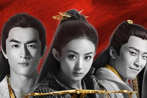 Triệu Lệ Dĩnh xứng với danh xưng Nữ hoàng rating khi chiếm 5/10 bộ phim được xem nhiều nhất trên Iqiyi