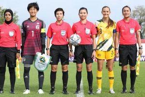 2 nữ trọng tài Việt Nam có cơ hội dự Vòng chung kết World Cup nữ 2023