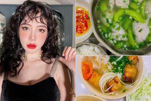 Sau Tết, Elly Trần 'cơm canh đạm bạc', khéo léo xử lý nồi thịt kho không nhàm chán