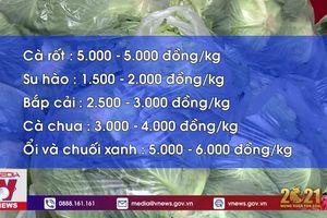 Hải Dương công bố giá nông sản giải cứu
