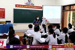 Học sinh Sơn La quay trở lại trường học