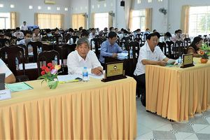 Ủy ban MTTQ Việt Nam tỉnh An Giang hướng dẫn nội dung, trình tự, thủ tục và hồ sơ giới thiệu người ứng cử đại biểu Quốc hội và HĐND tỉnh (nhiệm kỳ 2021-2026)