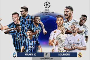 Atalanta - Real Madrid: Kỳ vọng đôi công đẹp mắt