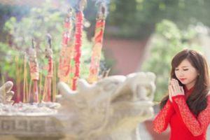 Văn khấn Rằm tháng Giêng năm 2021 tại chùa theo Văn khấn cổ truyền Việt Nam