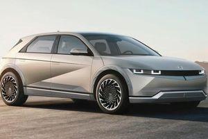 Có gì bên trong SUV điện Hyundai Ioniq 5 sắp ra mắt?