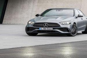 Mercedes-Benz C-Class thế hệ mới gây ấn tượng với khả năng đánh lái bánh sau