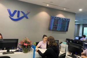 Thị trường giằng co, cổ phiếu VIX vẫn tăng trần 3 phiên liên tiếp