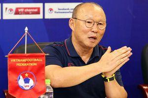 HLV Park Hang Seo có yêu cầu 'đặc biệt' nhằm giúp ĐT Việt Nam làm nên lịch sử