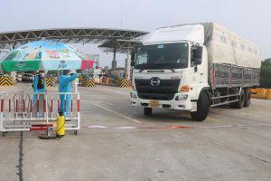 Hải Phòng nới lỏng quy định đối với xe vận tải hàng hóa ra vào thành phố