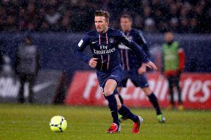 Ngày này năm xưa: David Beckham ra mắt PSG