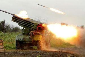 Pháo phản lực Nga khoe sức mạnh vô địch ở Khabarovsk