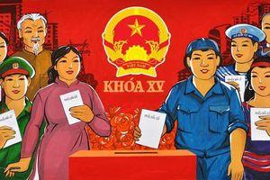Hà Nội giới thiệu 45 người để bầu 29 đại biểu Quốc hội khóa XV