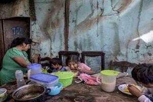 Nạn đói ở Trung Mỹ tăng vọt gấp 4 lần trong hai năm qua