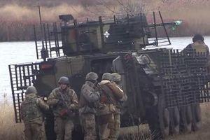Ukraine lên kế hoạch tập trận quân sự gần biên giới Nga
