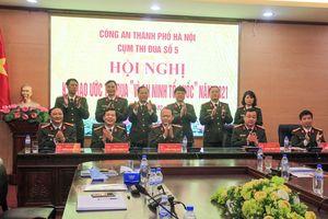 Cụm thi đua số 5 CATP Hà Nội hoàn thành xuất sắc nhiệm vụ chuyên môn, thêm nhiều phần việc vì cộng đồng