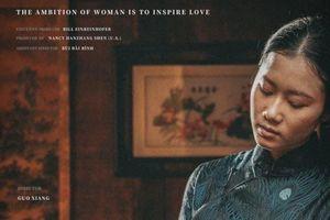 Chân dung nữ diễn viên Việt Nam vừa giành giải thưởng điện ảnh quốc tế