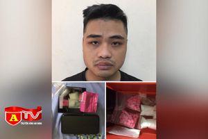 Công an huyện Sóc Sơn triệt phá ổ nhóm mua bán ma túy