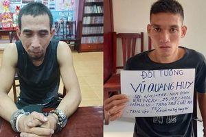 Bà Rịa - Vũng Tàu: Liên tiếp bắt 2 vụ tàng trữ ma túy đá