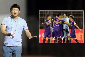 Sài Gòn FC mất 'chất' Vũ Tiến Thành