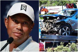 Cứu gấp cái chân cho Tiger Woods rồi tính tiếp