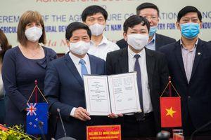 Việt Nam - New Zealand đẩy mạnh hợp tác nông nghiệp
